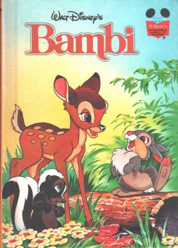 9780717287116: Walt Disney's Bambi (Disney's Wonderful World of Reading)