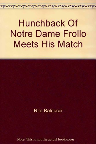 9780717287161: Frollo Meets His Match (Disney's The Hunchback of Notre Dame, 2 of 6 (boxed set))