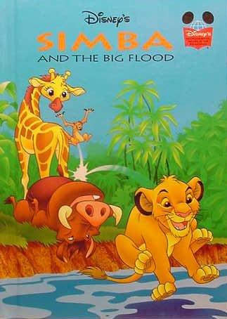 9780717287321: Simba and the Big Flood (Disney)