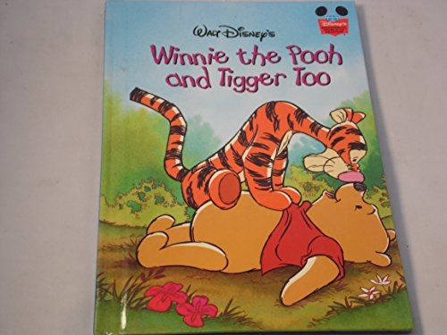 9780717287567: Winnie the Pooh and Tigger Too (Disney's Wonderful World of Reading)