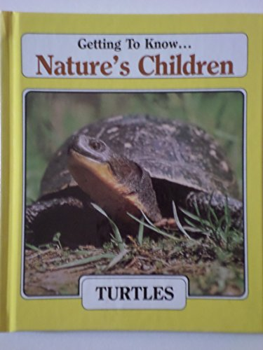 9780717287741: Turtles (Getting to know ... nature's children)