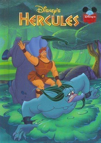 Walt Disney's HERCULES.: Walt Disney. Grolier