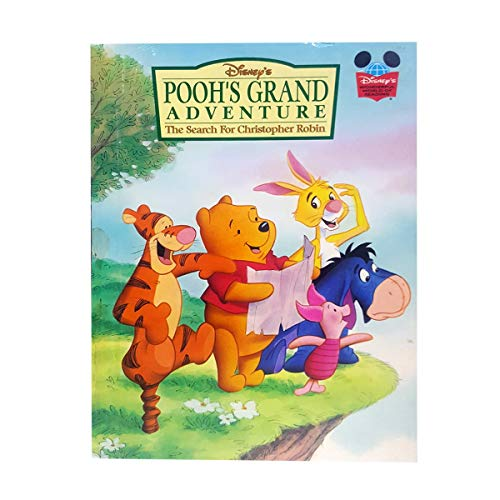 9780717287871: Pooh's Grand Adventure: The Search for Christopher Robin (Disney's Wonderful World of Reading)