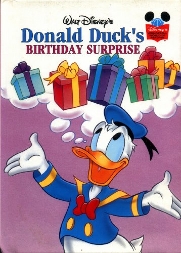 9780717288137: Walt Disney's Donald Duck's Birthday Surprise (Disney's Wonderful World of Reading)