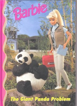 9780717288243: The Giant Panda Problem (Barbie)