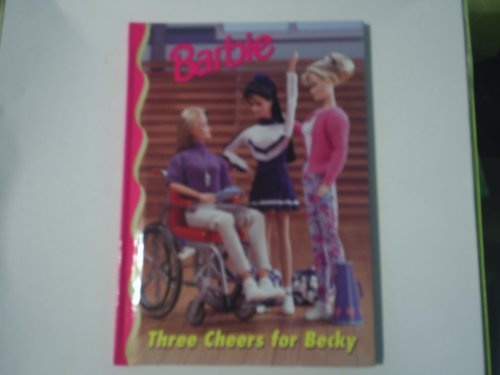 9780717288281: Barbie - Three Cheers for Becky