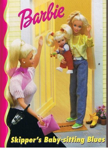 9780717288298: Barbie; Skipper's Babysitting Blues