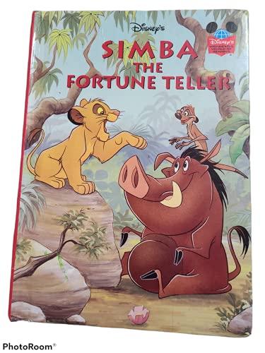 9780717288328: Disney's Simba the Fortune Teller