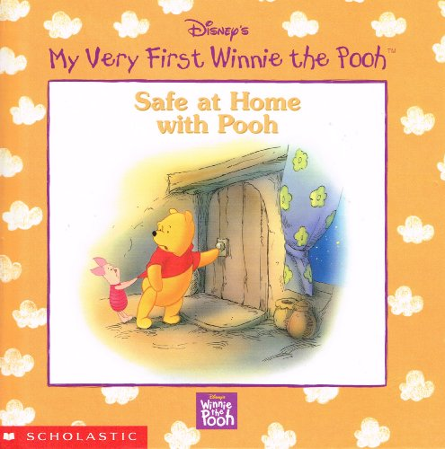 9780717288670: Safe at Home with Pooh (Disney's My Very First Winnie the Pooh)