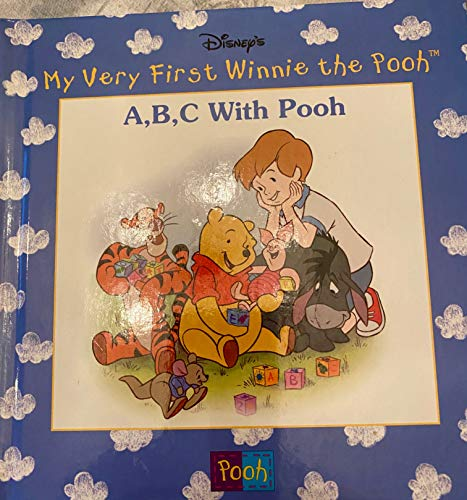 9780717288700: A, B, C with Pooh (Disney's My Very First Winnie the Pooh)