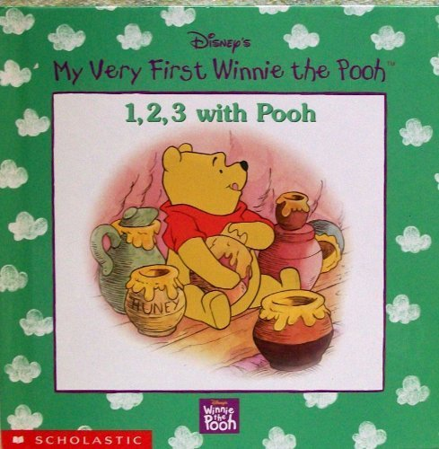 Disney's My Very First Winnie the Pooh: 1,2,3 with Pooh
