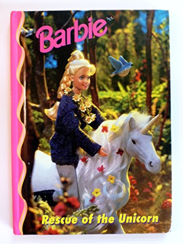 9780717288861: Barbie: Rescue of the Unicorn