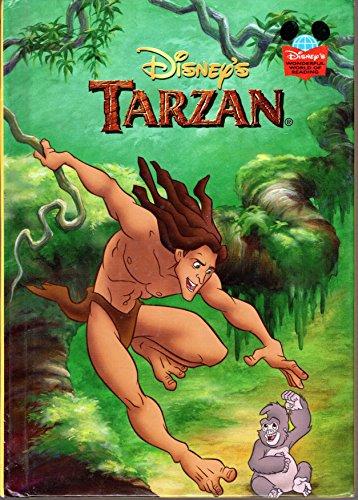 Walt Disney's TARZAN.: Walt Disney. Grolier