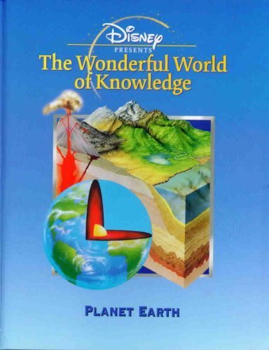 9780717289455: Planet Earth (Disney's Wonderful World of Knowledge)