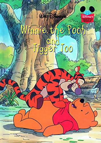 9780717289660: Winnie the Pooh and Tigger Too (Disney's Wonderful World of Reading)