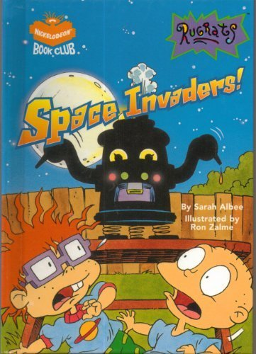 9780717289776: Space invaders! (Rugrats)