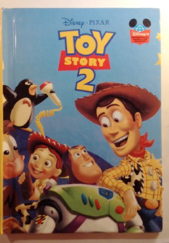 9780717289882: Title: Toy Story 2 Disneys Wonderful World of Reading
