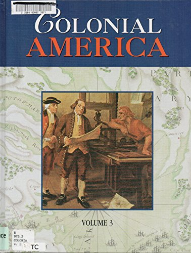 9780717291960: Colonial America Volume 3 Disease, Games and Sports