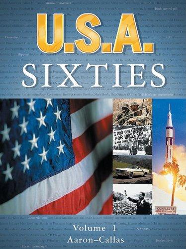 9780717295036: U.S.A. Sixties (6 Volume set)