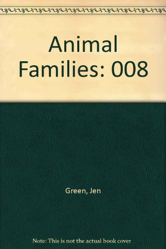 9780717295937: Kangaroos (Animal Families Vol. 8)