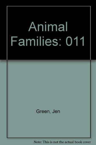 9780717295968: Animal Families