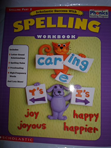Scholastic Success With Spelling (1st): Lisa Molengraft
