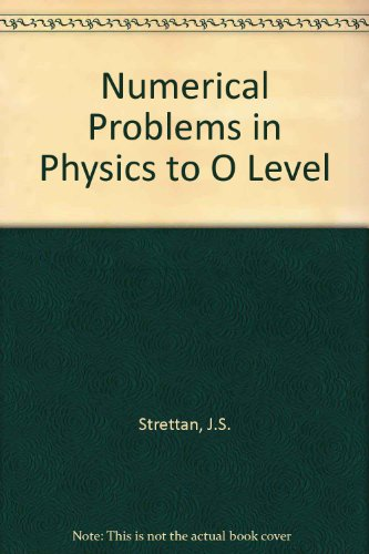 9780717500925: Numerical Problems in Physics to