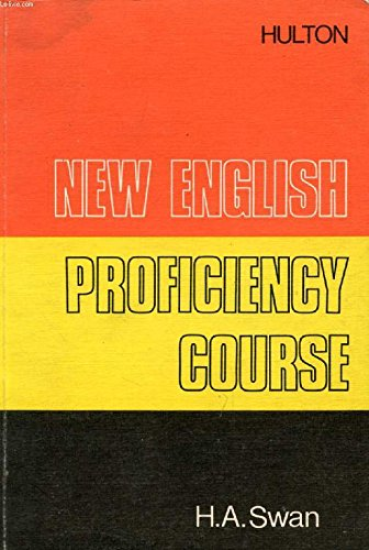 9780717507528: New English Proficiency Course