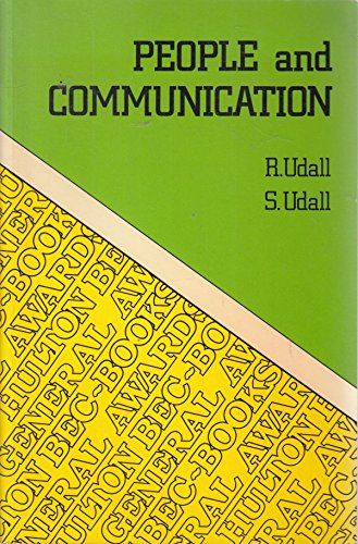 9780717508327: People and Communication