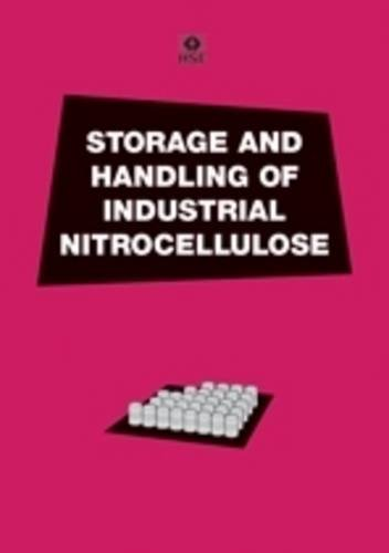 9780717606948: Storage and Handling of Industrial Nitrocellulose (Guidance Booklets)