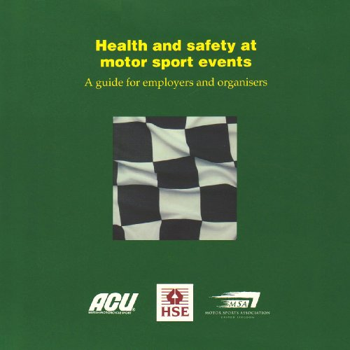 9780717607051: Health and Safety at Motor Sport Events (Guidance Booklets)