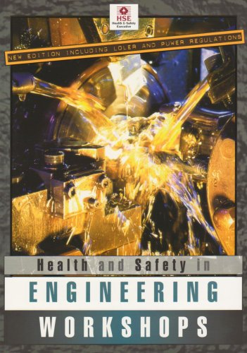 9780717617173: Health and Safety in Engineering Workshops (Guidance booklet)