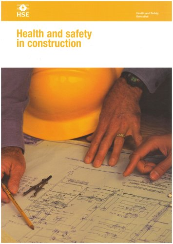 9780717661824: Health and Safety in Construction (Health and Safety Guidance)