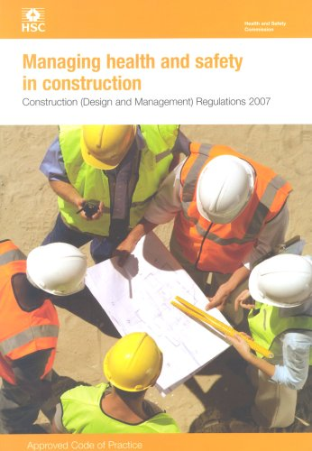 9780717662234: Managing Health and Safety in Construction 2007: CDM 2007: Approved Code of Practice (Legal)