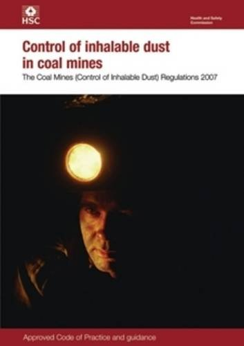 9780717662548: Control of Inhalable Dust in Coal Mines 2007: The Coal Mines (Control of Inhalable Dust) Regulations (Legal)