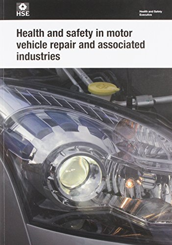 9780717663088: Health and safety in motor vehicle repair and associated industries