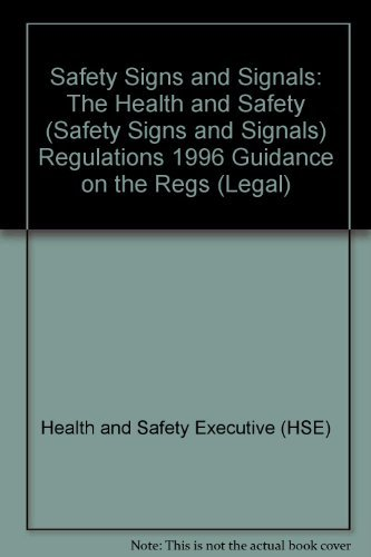 9780717663590: Safety Signs and Signals: The Health and Safety (Safety Signs and Signals) Regulations 1996 Guidance on the Regs