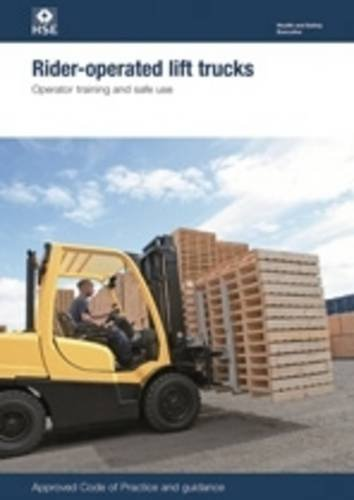 9780717664412: Rider-operated Lift Trucks: Operator Training and Safe Use (Legal (L))