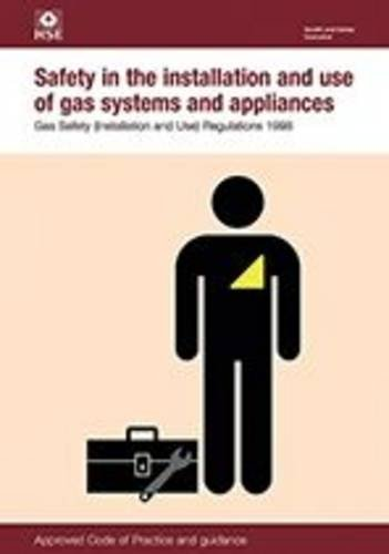 9780717666171: Safety in the installation and use of gas systems and appliances: Gas Safety (Installation and Use) Regulations 1998. Approved Code of Practice and Guidance