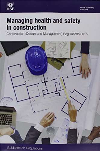 9780717666263: Managing Health and Safety in Construction: Construction (Design and Management) Regulations 2015. Guidance on Regulations