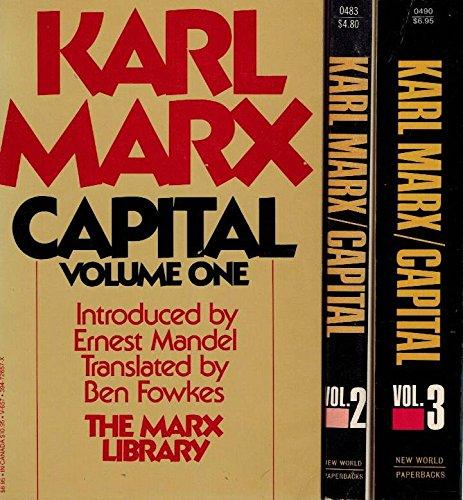 9780717800186: Capital (Three Volume Set)