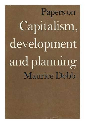 9780717800216: Papers on capitalism, development and planning