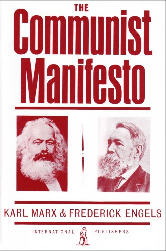 Manifesto of the Communist Party: Karl Marx, Friedrich