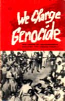9780717803125: We Charge Genocide: The Crime of Government Against the Negro People