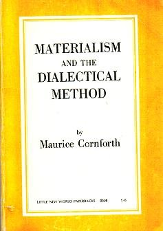 9780717803262: Materialism and the Dialectical Method