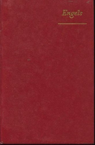 9780717803385 The Origin Of The Family Private Property And The