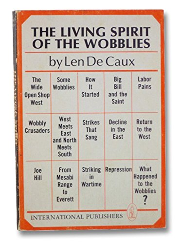 9780717804320: The living spirit of the Wobblies
