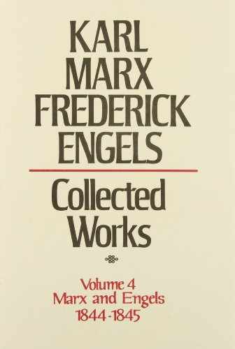 Collected Works of Karl Marx and Friedrich: Marx, Karl; Engels,