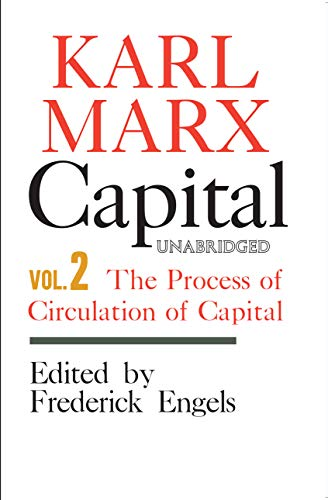 9780717804832: 002: Capital: A Critique of Political Economy vol. 2: The Process of Circulation of Capital
