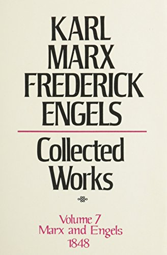 Karl Marx, Frederick Engels: Collected Works, Volume: Marx, Karl;Engels, Frederick